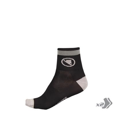 Wms Luminite Sock (Twin Pack)