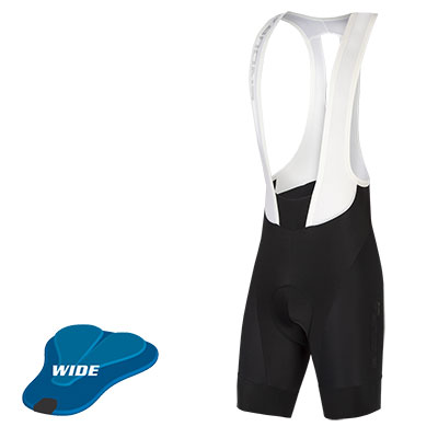 Pro SL Bibshort II Long Leg (wide-pad)