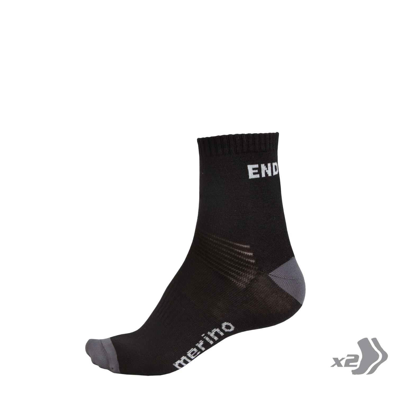 BaaBaa Merino Sock (Twin Pack)