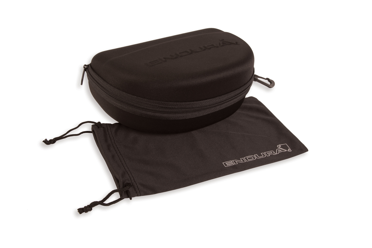Supplied complete with hard case and soft wipe microfibre carry pouch