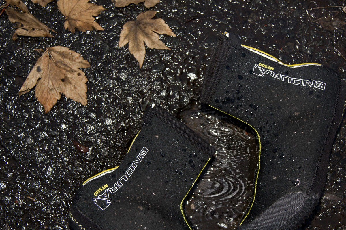 Rugged protection for your feet when out on the trail, no matter where or when you ride