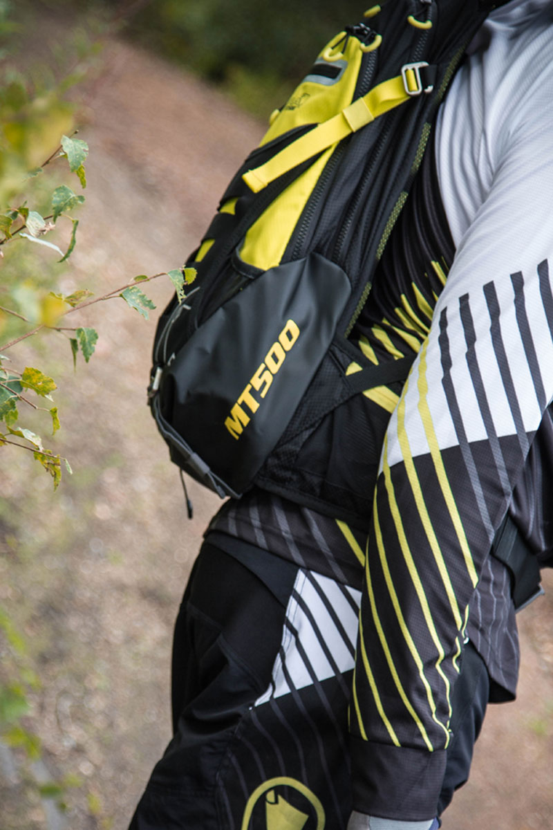Fully Featured Enduro Backpack
