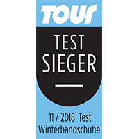 Tour – Deluge II Glove Testsieger