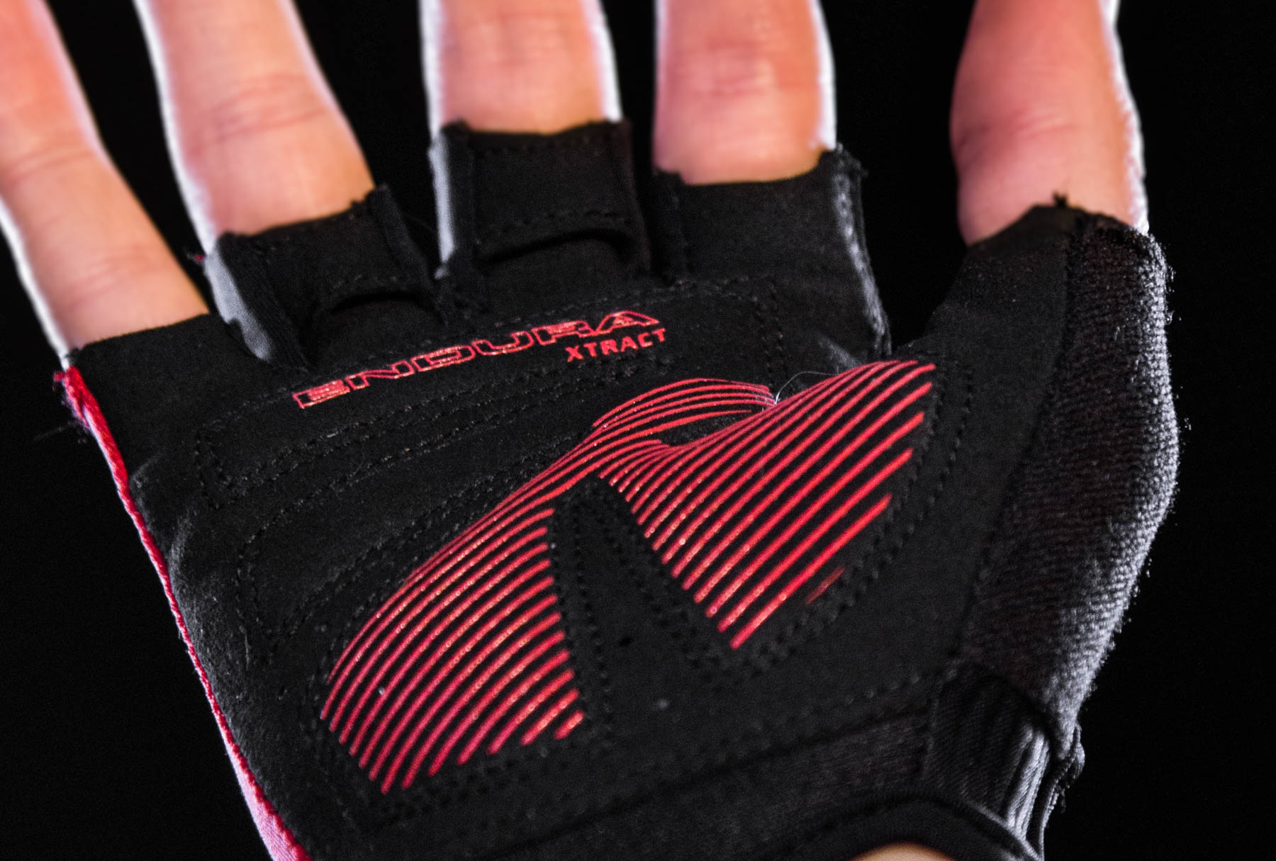Palmistry™ technology with gel padding