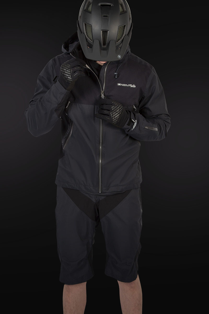 Seam-sealed, waterproof, breathable internal membrane