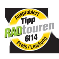 RADTouren (DE) - MT500 Waterproof Short Review