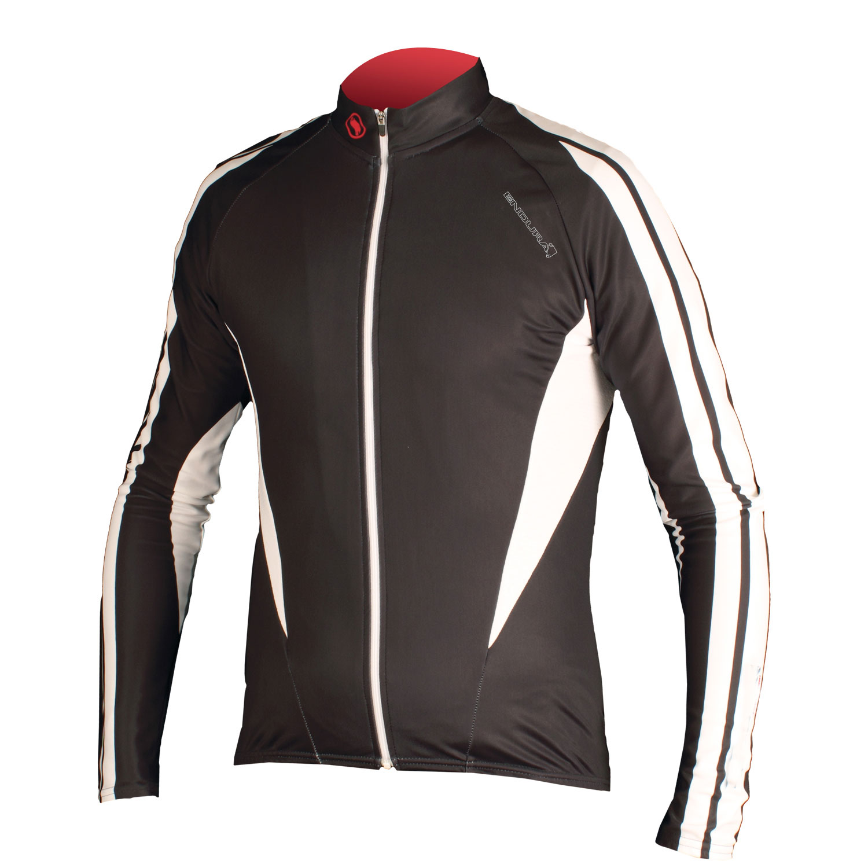 2496166fc Cycling Jerseys. Endura. FS260-Pro Roubaix Jacket. Black