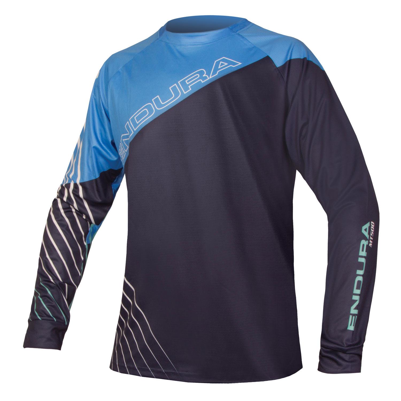 a83806d7f Cycling Jerseys. Endura. MT500 Print L S T. Red