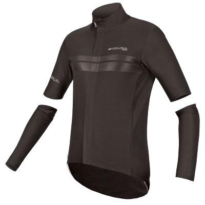 Mens Cycling Jerseys. Endura. Pro SL Classics Jersey II. Black 44777f9ab