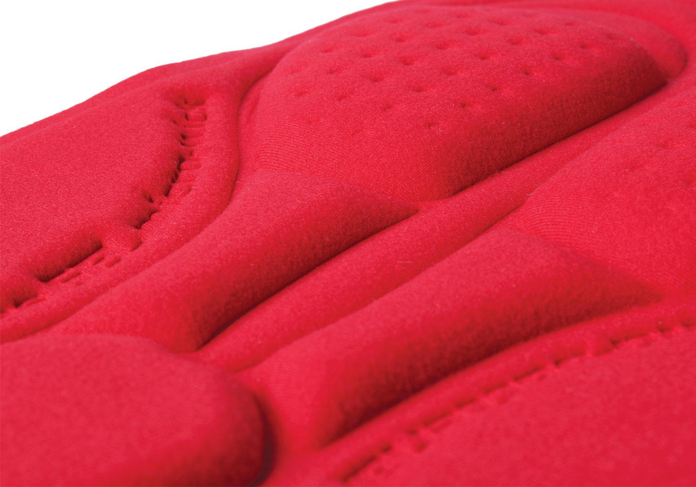 400-Series antibacterial multi-density gel pad with micro-wick technology