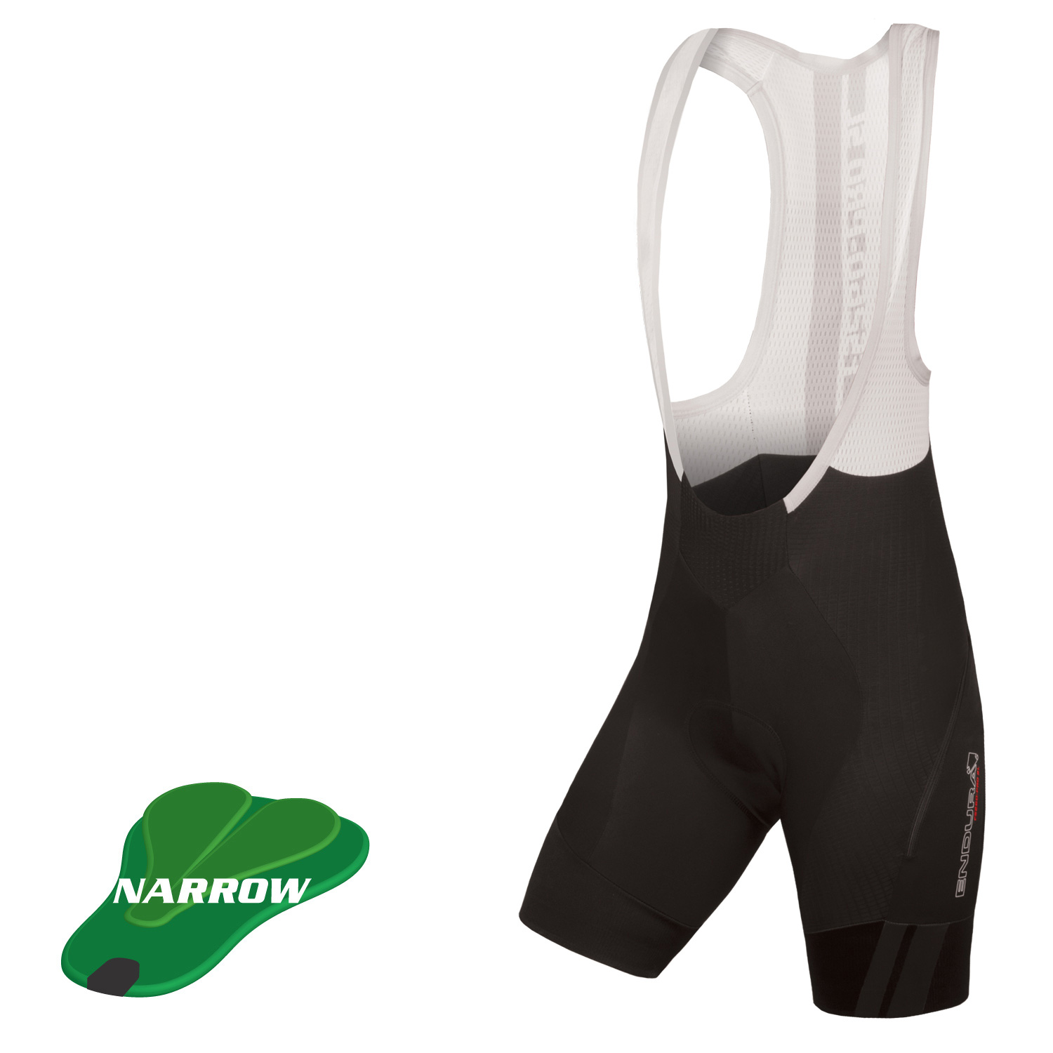 Wms Pro SL Bibshort DS (narrow-pad)