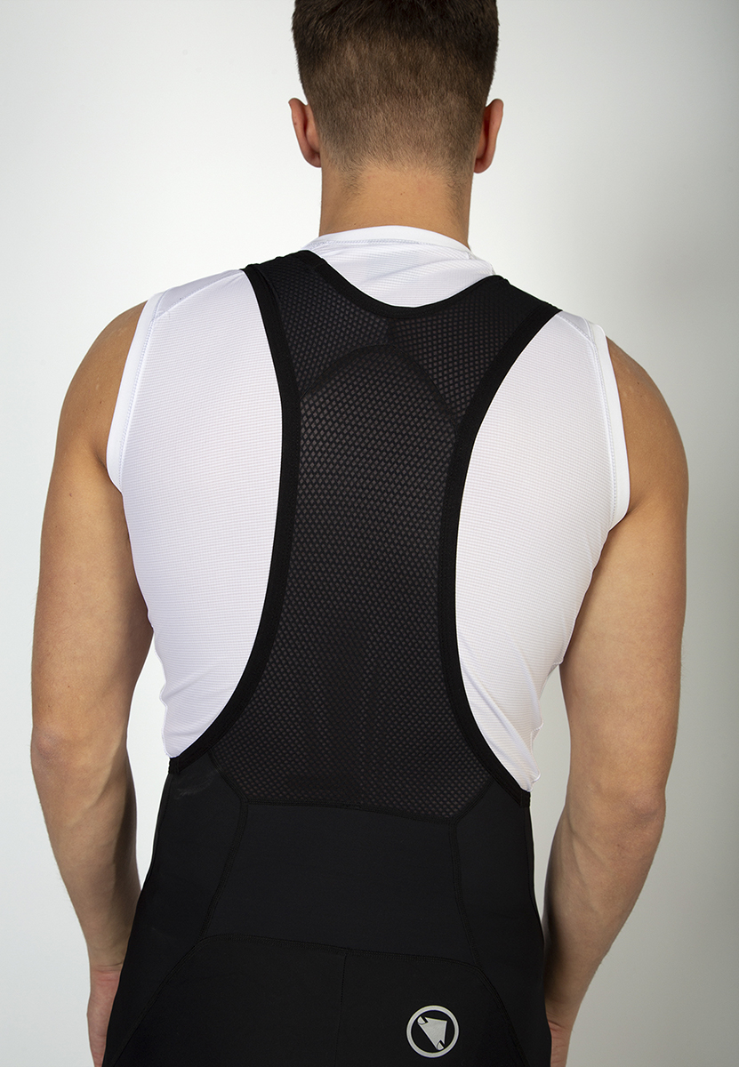 Wicking upper-mesh for optimal breathability