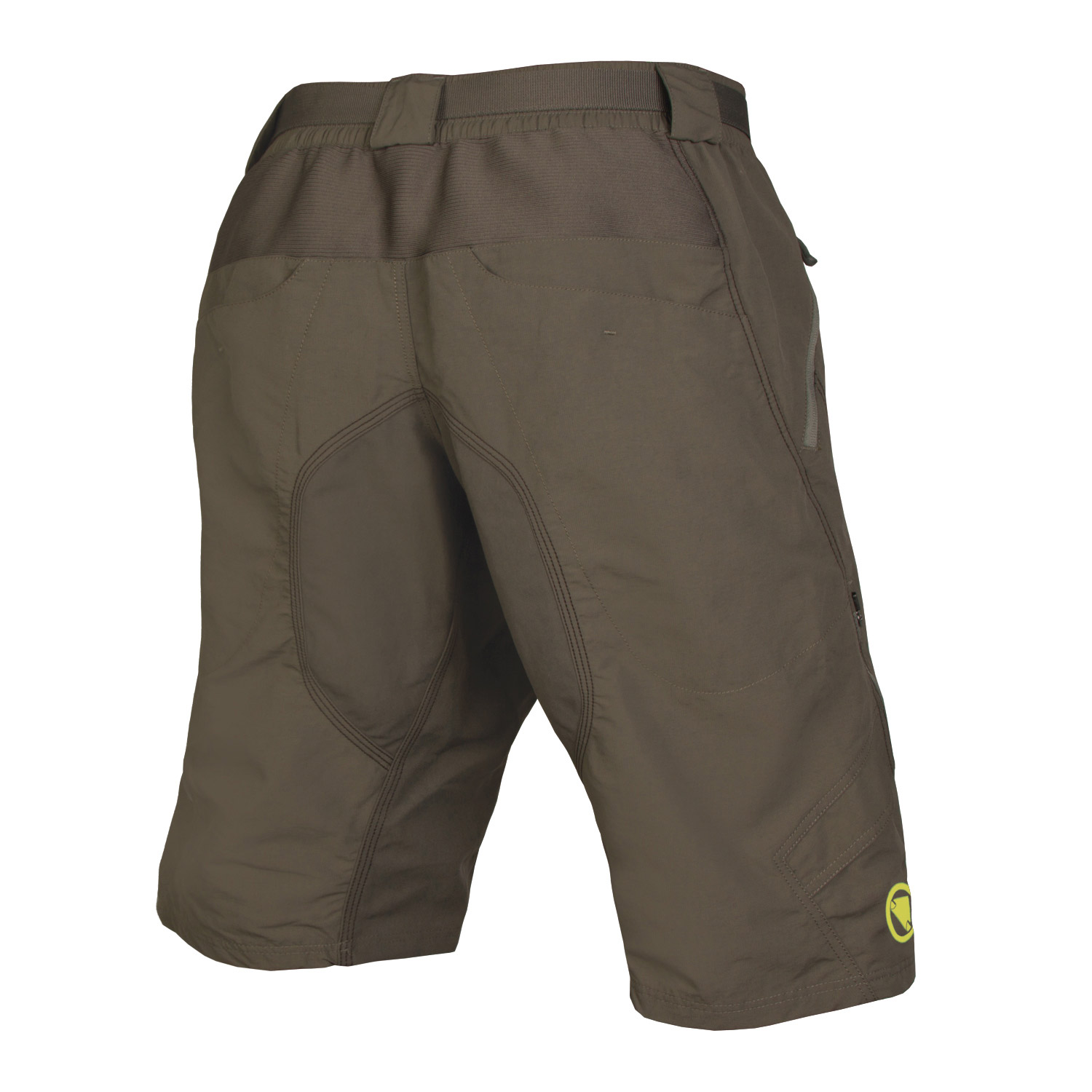 Hummvee Short II with liner back