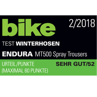 Bike (DE) – MT500 Spray Touser II Review