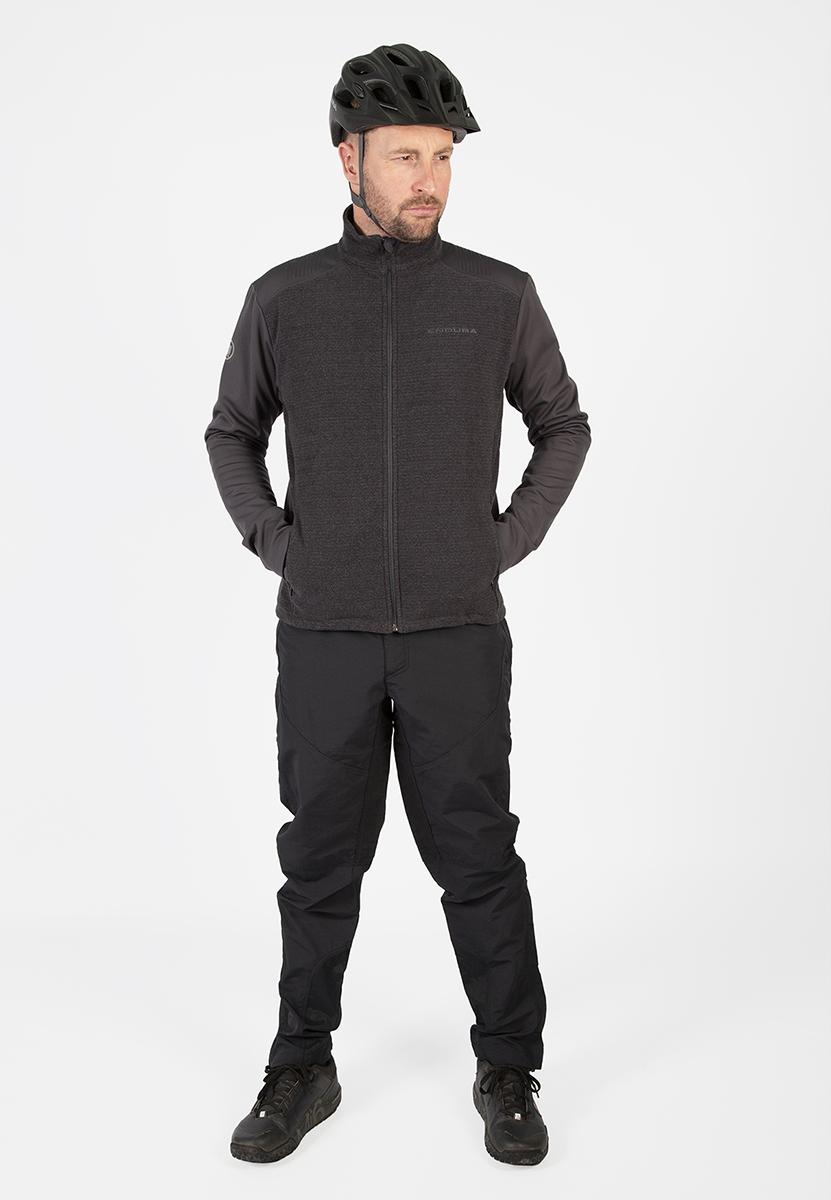 Durable nylon mini riptstop fabric with DWR finish