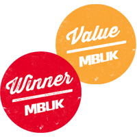 MBUK Test Win + Value Award