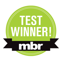 MBR - Helium Jacket Test Win
