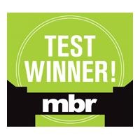 MBR - Helium Jacket Test Win