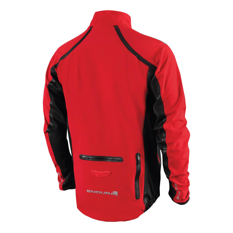 Stealth II Waterproof Jacket back