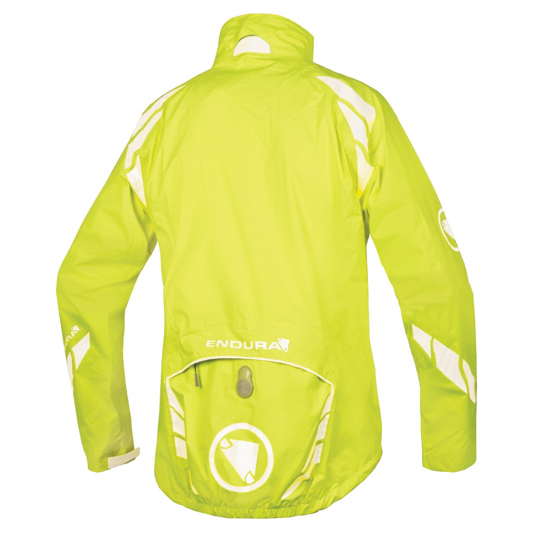 Luminite II Jacket back