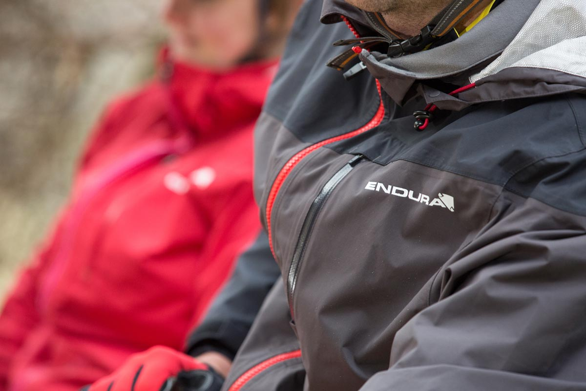 SingleTrack Jacket - Perfect For Trails!