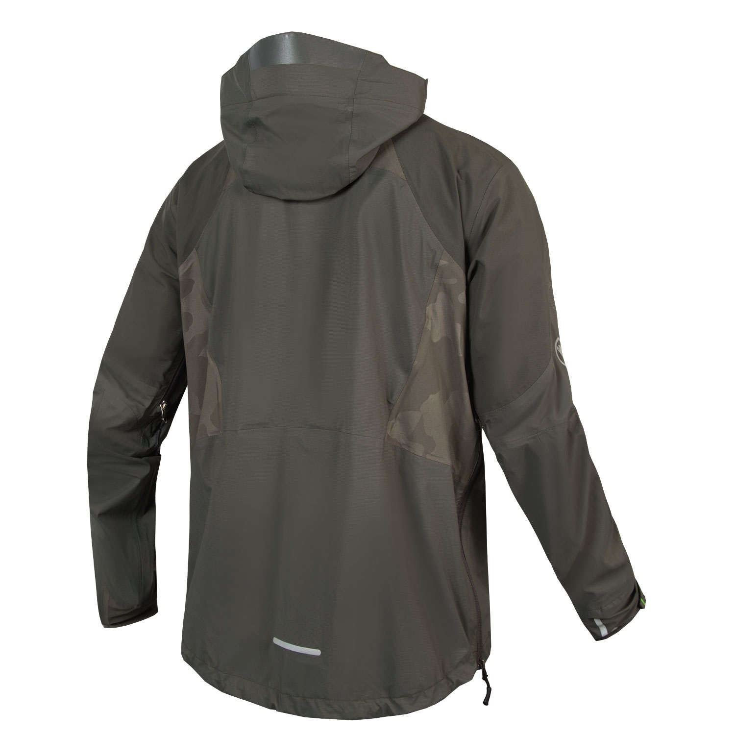 MT500 Waterproof Pullover back