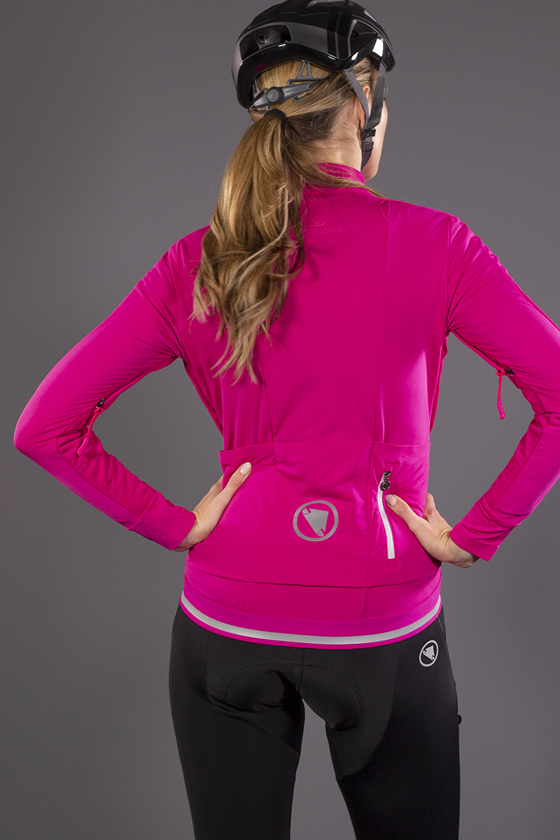Thermal Roubaix underarm, side and back