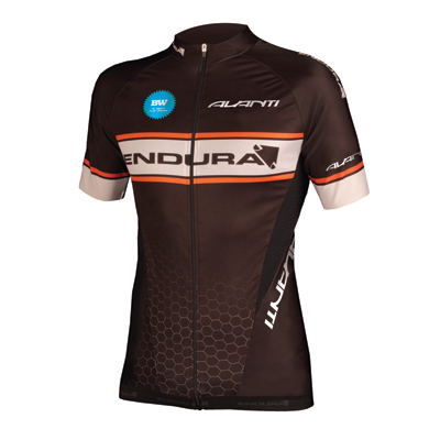 MTR Endura MTB Racing Replica S/S Jersey