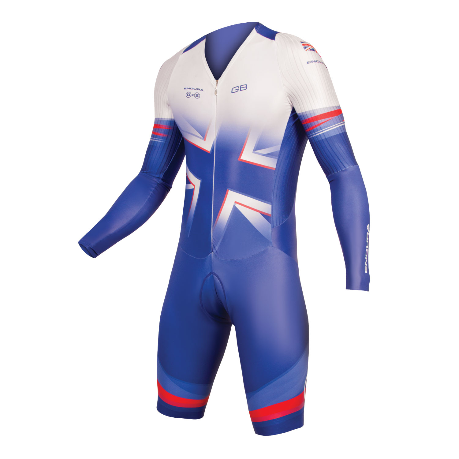 Team GB Men's Drag2Zero Encapsulator TT Suit