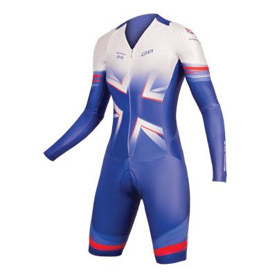 Team GB Women's Drag2Zero Encapsulator TT Suit