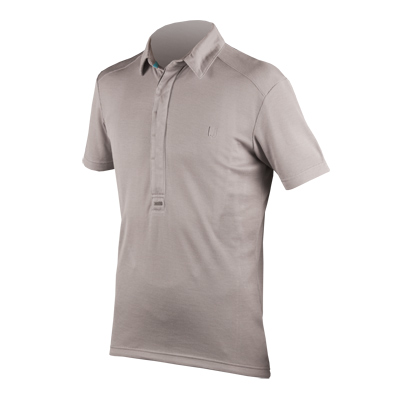 Urban COOLMAX® Merino S/S Polo Shirt